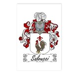 Salvucci Coat of Arms Postcards (Package of 8)