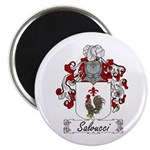 Salvucci Coat of Arms Magnet