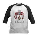 Salvucci Coat of Arms Kids Baseball Jersey