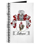 Salvucci Coat of Arms Journal