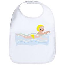 Swimming Lessons! Bib