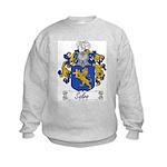 Salvo Family Crest Kids Sweatshirt