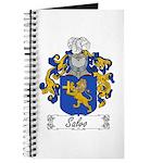 Salvo Family Crest Journal