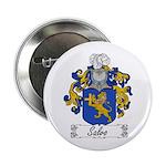 Salvo Family Crest Button