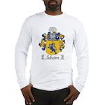 Salvatore Family Crest Long Sleeve T-Shirt