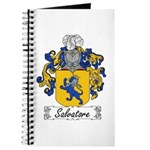 Salvatore Family Crest Journal