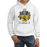 Salvatore Family Crest Hooded Sweatshirt