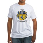 Salvatore Family Crest Fitted T-Shirt