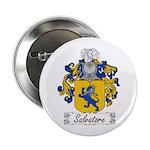 Salvatore Family Crest Button