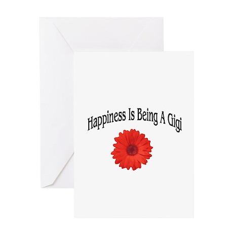 Happy Gigi Greeting Card