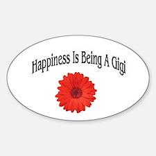 Happy Gigi Decal