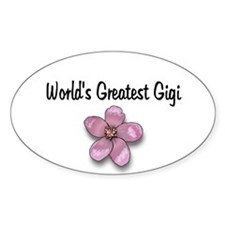 Greatest Gigi Decal