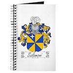 Salomoni Family Crest Journal