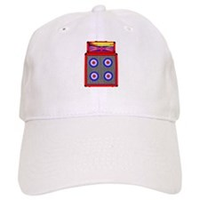 Retro Mod Guitar amp Baseball Cap