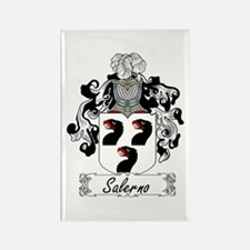 Salerno Coat of Arms Rectangle Magnet