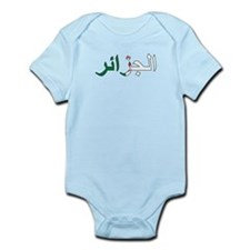 Algeria (Arabic) Infant Bodysuit