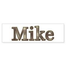 Mike Bumper Sticker