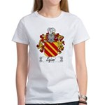 Sajani Family Crest Women's T-Shirt