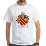 Sajani Family Crest White T-Shirt