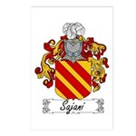 Sajani Family Crest  Postcards (Package of 8)