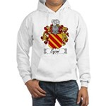 Sajani Family Crest Hooded Sweatshirt