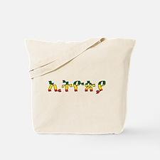 Ethiopia (Amharic) Tote Bag
