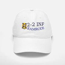 2nd Bn 2nd Infantry Baseball Baseball Cap