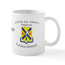 2nd Bn 2nd Infantry Mug