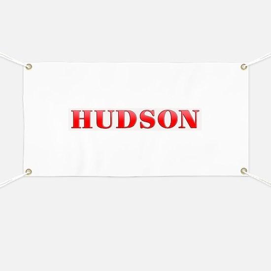Hudson Motorcars Banner