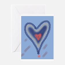 Valentines Day Ren G Art Greeting Card