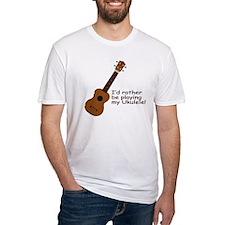 Ukulele Design Shirt