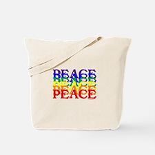 PEACE UNITY Tote Bag