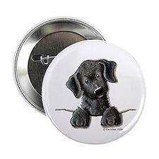 PoCKeT Black Lab Puppy Button
