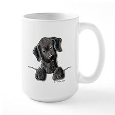 PoCKeT Black Lab Puppy Mug