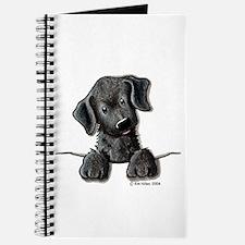 PoCKeT Black Lab Puppy Journal