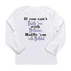 Brilliance? Long Sleeve Infant T-Shirt