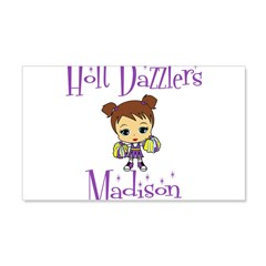 Holt Dazzlers Madison 22x14 Wall Peel