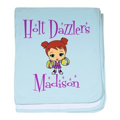Holt Dazzlers Madison baby blanket