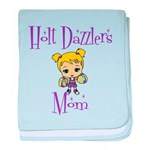 Holt Dazzlers Mom baby blanket