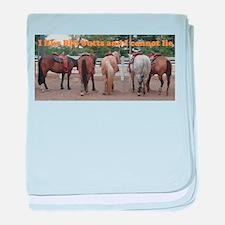 Big Butts baby blanket