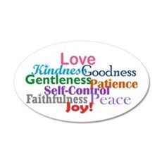 Fruit of the Spirit Wall Sticker