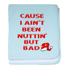 bad baby blanket
