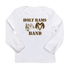 Band Long Sleeve Infant T-Shirt