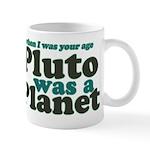 Pluto Was A Planet Mug