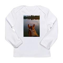 Bonnie Horizon Long Sleeve Infant T-Shirt