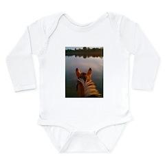 Bonnie Horizon Long Sleeve Infant Bodysuit