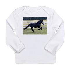 Baron Galloping Long Sleeve Infant T-Shirt
