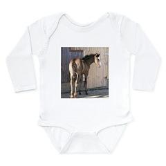 DAKOTA Long Sleeve Infant Bodysuit