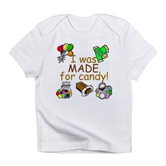 Candy Infant T-Shirt