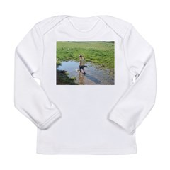 Sassy kids Long Sleeve Infant T-Shirt